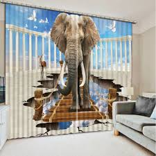 Curtains For The Kitchen Popular 3d Curtains For The Kitchen Buy Cheap 3d Curtains For The