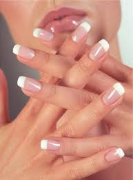 french acrylic nails 8 double team dynamicpunch fantastic