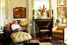 an afternoon with jacques grange fearless decorator for ysl photo via the selby