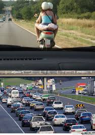 Traffic Meme - reason of traffic jam by ben meme center