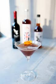 blue martini restaurant martini madness at ch distillery sed bona