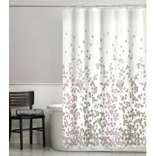 Shower Curtains Unique Breathtaking Gray Waffle Shower Curtain Contemporary Best Idea