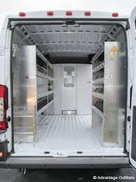 Cargo Van Shelves by Ram Promaster Van Shelving Equipment And Accessories
