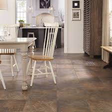 Mannington Coordinations Collection by A Natural Slate Look Adura Dakota Is Realistically Colored With