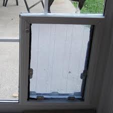 pet door in sliding glass maxseal in glass pet door from security boss manufacturing