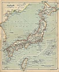Taiwan Map Asia by A Curmudgeon Abroad June 2011