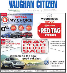 nissan canada lease rate vaughan citizen may 26 2016 by vaughan citizen issuu