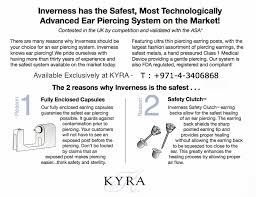 inverness earrings 114 best piercings at kyra www kyra ae images on
