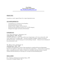 buyer resume sample retail retail traditional 800x1035g marketing manager cover letter retail