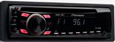 amazon com pioneer deh 1300mp cd receiver with mp3 wma playback