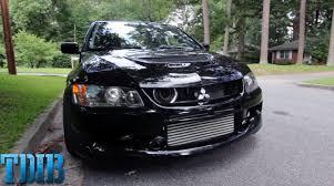 evo mitsubishi black 992 hp