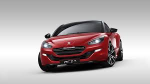 peugeot sport car peugeot rcz r officially revealed autoevolution