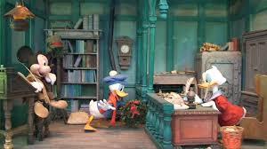mickey u0027s christmas carol display magic kingdom emporium w
