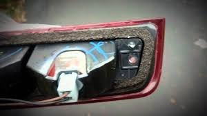 2001 dodge ram 1500 third brake light 2010 4th gen ram 3rd brake light leaking to interior youtube