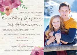 wedding invitations maker 34 best floral wedding invitations images on