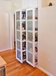 cabinet pull out shelves kitchen pantry storage creative storage ideas for cabinets hgtv
