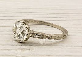 vintage antique engagement rings your guide to engagement rings etsy journal
