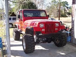 93 jeep wrangler travjeep 1993 jeep wrangler specs photos modification info at