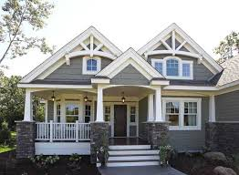 two craftsman style house plans cottage style house plans 3020 square home 2 3
