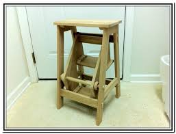 folding step stool plans free home design ideas