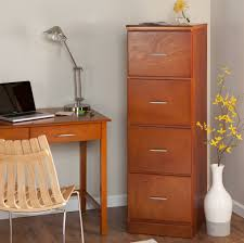 Three Drawer Vertical File Cabinet by Wood Lateral File Cabinet