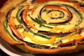 cuisiner des legumes tarte spirale aux légumes pour ceux qui aiment cuisiner