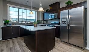 Metropolitan Home Kitchen Design Brand New Oregon Homes By Polygon Northwest A Proud Division Of