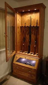Plans For Gun Cabinet 140 Best Images About Future Projects On Pinterest Pull Up