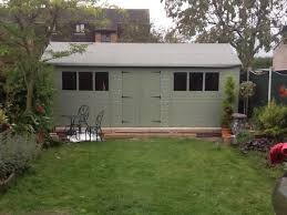 Garden Workshop Ideas Tiger Workman Apex Shed Garden Workshop Sheds Customer Images