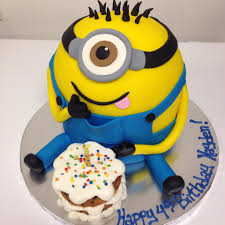 3d cake minion 3d cake amazing sculpted cakes and cake