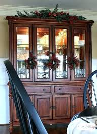 how to decorate your china cabinet china cabinet decor ideas sideboards amusing open china hutch china