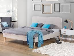Schlafzimmer Design Beige Schlafzimmer Gepolstertes Bettgewebe 180x200 Cm Königsgröße Beige