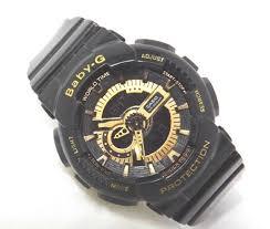 Jam Tangan Casio jam tangan casio baby g ba110 jam tangan wanita yang sporty dengan