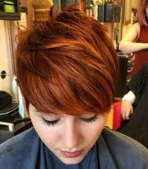 Frisuren F D Ne Haare Und Hohe Stirn by Effektvoll Färbe Deine Haare In Einem Satten Kupferrot 10