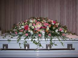 casket spray 4 8 12 mixed flower casket spray with blumen luneas