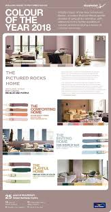 say hello to the dulux colourfutures colour of the year 2018 sa