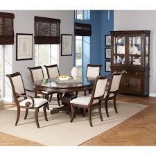 coaster furniture 104111 harris single pedestal dining table