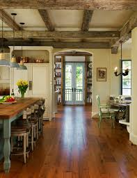 Rustic Cottage Kitchens - french country cottage kitchen pictures french country tile mural