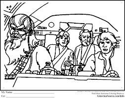 star wars printable coloring page download free printable star
