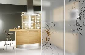 Glass Designs For Kitchen Cabinet Doors by Wonderful Kitchen Glass Doors Kitchen Glass Door Stickers