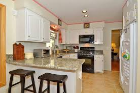 what color cabinets go with black appliances kitchen kitchen design with white cabinets and black appliances