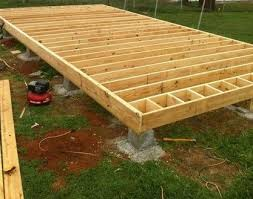 how to build a floor for a house plans how to build wood joist floor for house barn shed garage
