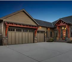 Garage Door Curb Appeal - sherwin williams home improve curb appeal with garage door