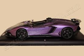 lamborghini aventador j mr collection lamborghini aventador j purple metallic