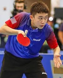 Best Table Tennis Player Livingston High Freshman Table Tennis Champion Aims For