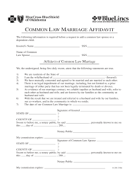 marriage separation agreement template free best resumes