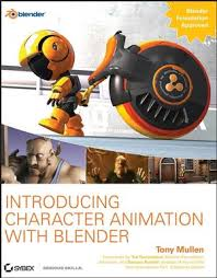 tutorial blender animation pdf sybex introducing character animation with blender tony mullen