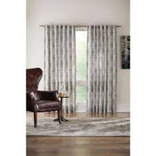 floral curtains u0026 drapes window treatments the home depot