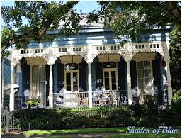 New Orleans Shotgun House Historic New Orleans Home With Victorian Trim Architectural