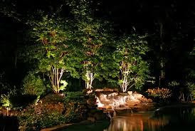 Outdoor Landscape Lighting Design - outdoor lighting systems u2013 landscaping service myrtle beach